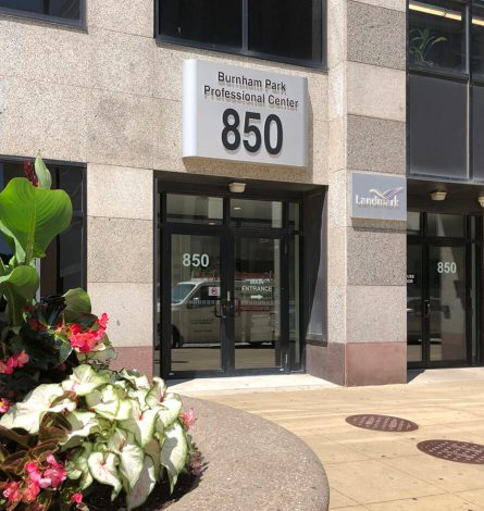 Quintessential Care office at 850 S. Wabash in Chicago